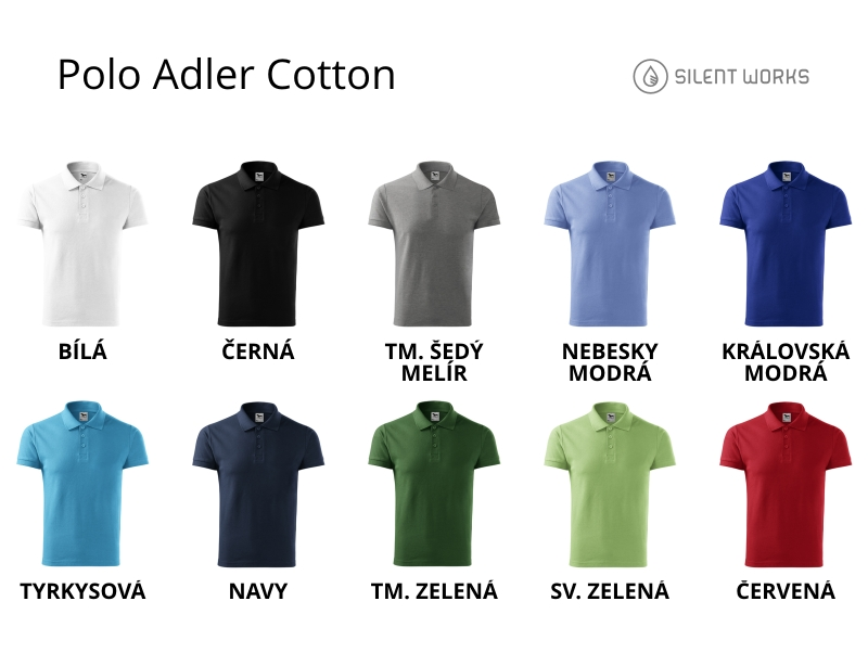 Polo Adler Cotton